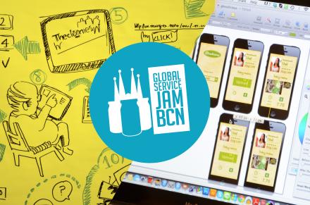 Barcelona Service Jam